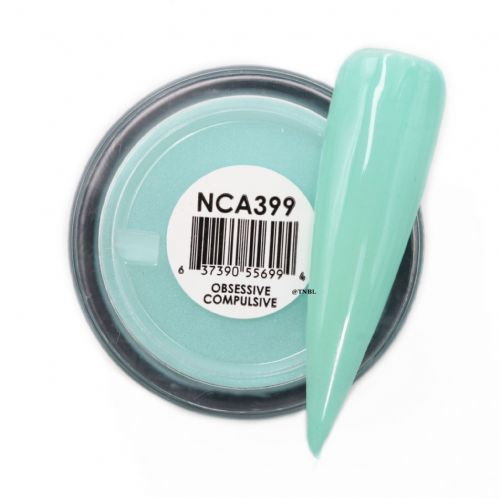 GLAM AND GLITS NAKED COLOR ACRYLIC - NCAC399 OBSESSIVE COMPULSIVE